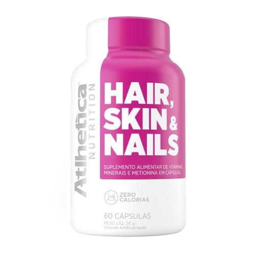 Hair Skin e Nails (60 cápsulas) - Atlhetica Nutrition