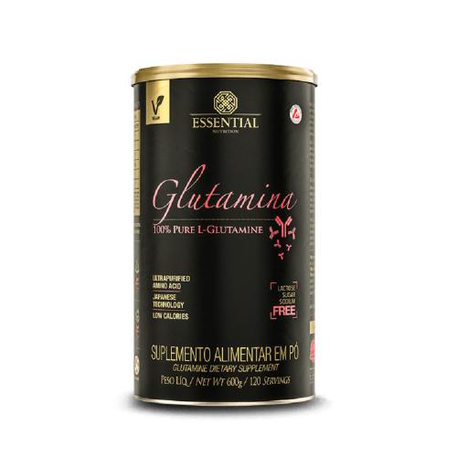 Glutamina (600g) - Essential