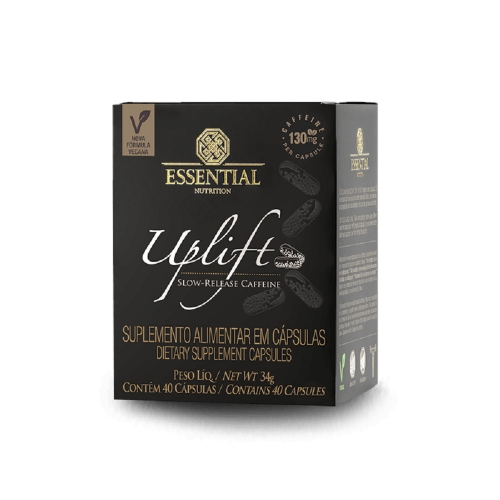 Uplift Vegano (40 Cápsulas) - Essential