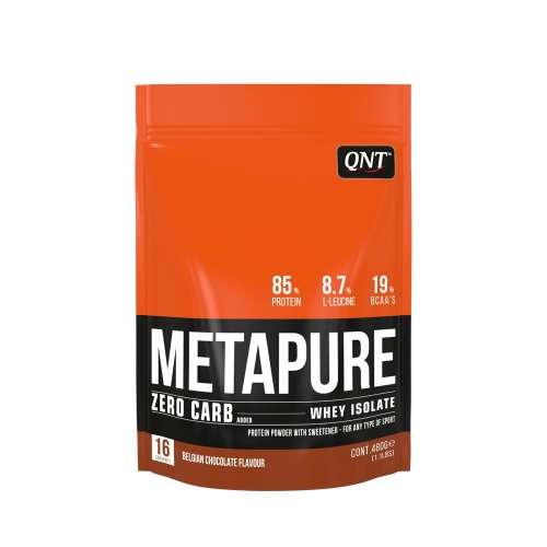 Metapure Zero Carb Sabor Chocolate Branco (480g) - QNT
