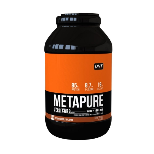Metapure Zero Carb Sabor Morango (2Kg) - QNT