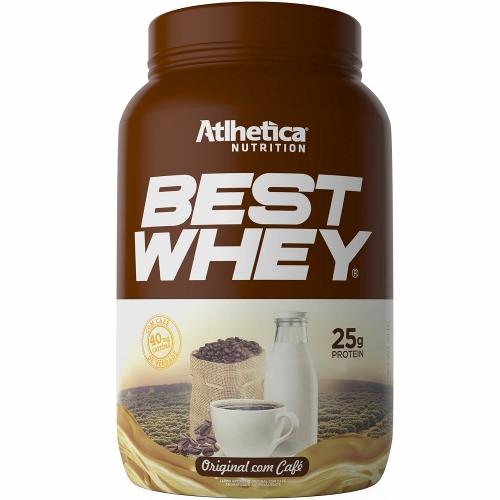 Best Whey - Atlhetica Nutrition - Original com café  - 900g