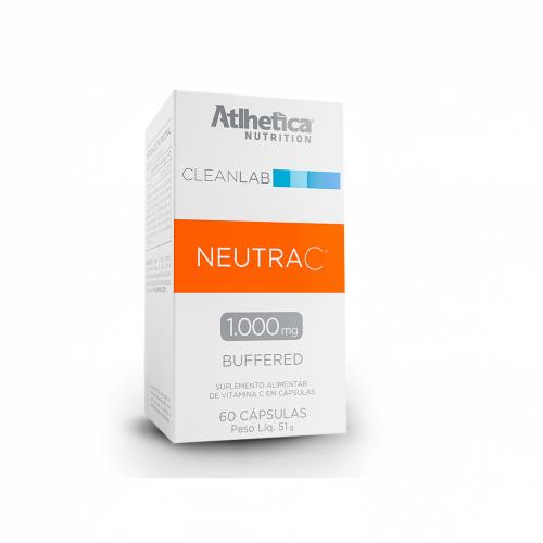 Neutrac C (60 Cápsulas) Cleanlab - Atlhetica Nutrition