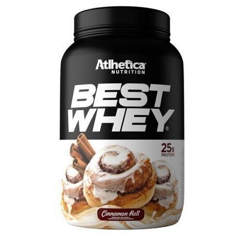 Best Whey - Atlhetica Nutrition - Canela- 900g