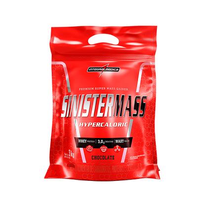 Sinistermass Sabor Chocolate (3kg) - Integralmédica