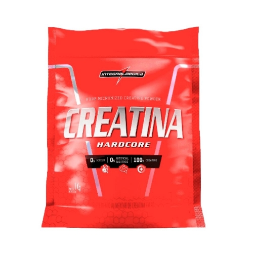 Creatina Hardcore Reload (1kg) - Integralmédica