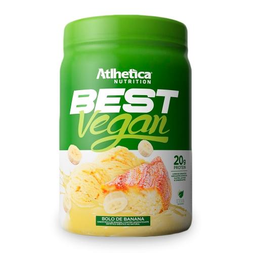 Best Vegan Sabor Banana (500g) - Atlhetica Nutrition