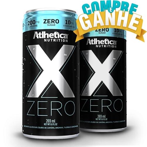 X-zero (269ml) - Atlhetica Nutrition