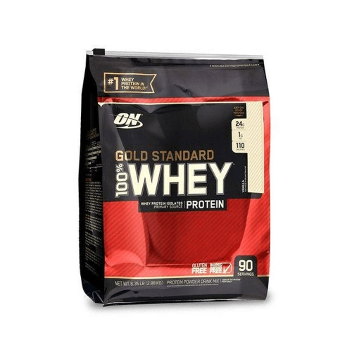 100% Whey Protein Gold Standard Sabor Chocolate (2.88Kg) Optimum Nutrition