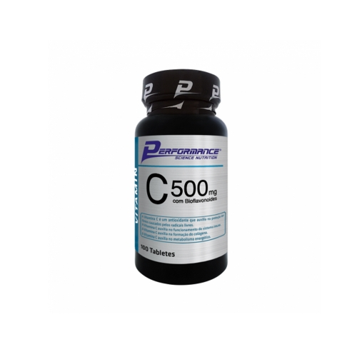C 500mg (100 Tabletes) - Performance Nutrition