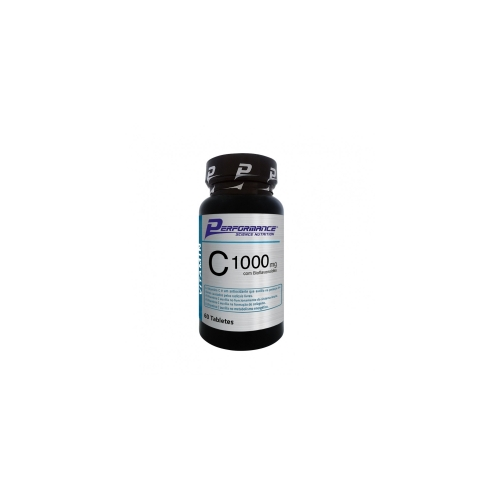 Vitamina C 1000mg (100 Tabletes) - Performance Nutrition