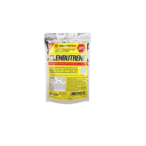 Clenbutrene - (15 comprimidos) - Maxeffect Labs