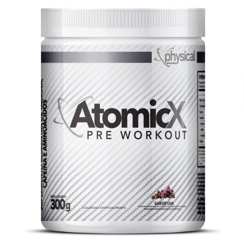 ATOMIC X Sabor Uva (300g) - Phsyical Pharma