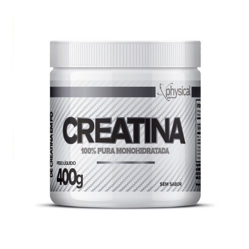 Creatina (400g) - Physical Pharma