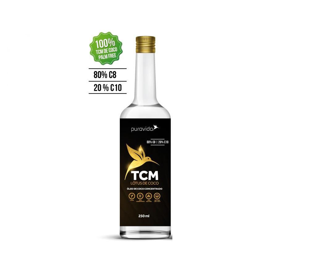 Lótus de coco (250 ml) - Pura Vida