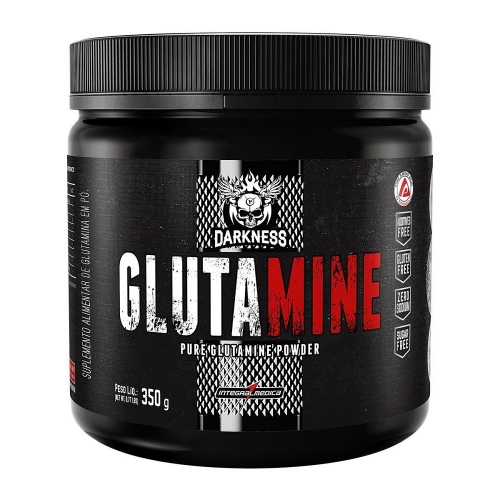 Glutamine Darkness (350g) - Integramédica