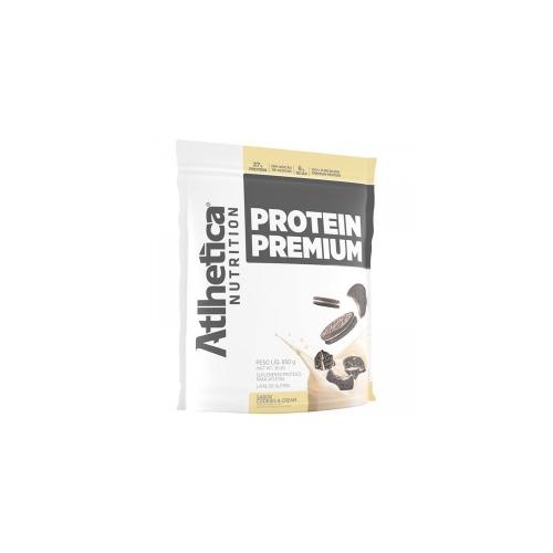 Protein Premium Pro Series Refil Cookies & Cream (850g) - Atlhetica Nutrition