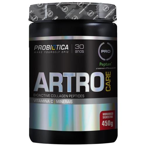 Artro Care Care Sabor Morango (450g) - Probiótica