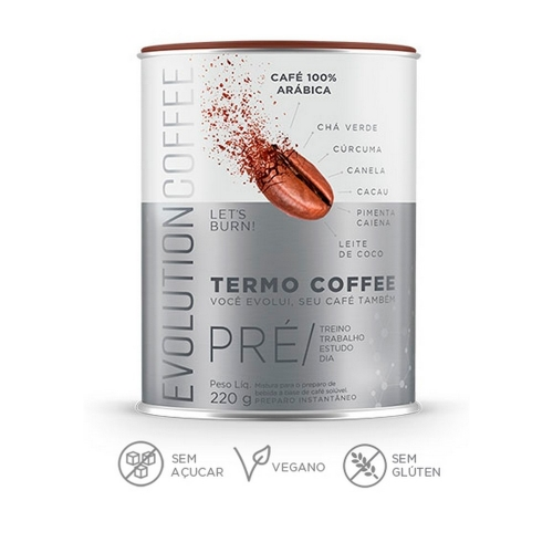 Termo Coffee (220g) - Evolution Coffee
