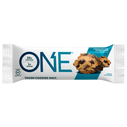 One Bar - Chocolate Chip Cookie Dough (60g) - Oh Yeah!