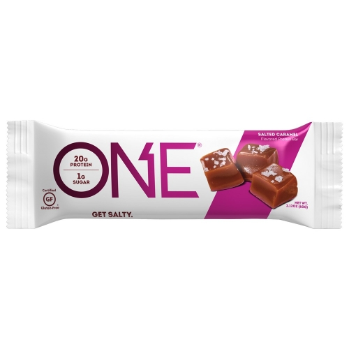 One Bar - Salted Caramel (60g) - Oh Yeah!