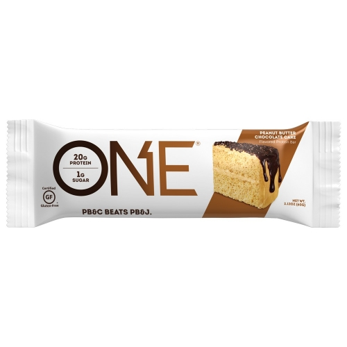 One Bar - Peanut Butter Chocolate Cake (60g) - Oh Yeah!