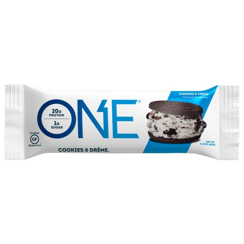 One Bar - Cookies & Créme (60g) - Oh Yeah!