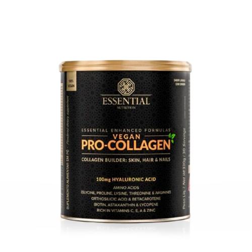 Vegan Pro-Collagen Sabor Laranja com Cenoura (330g) - Essential