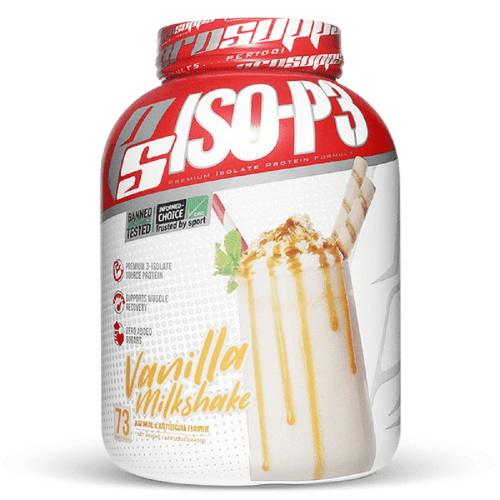 Iso P3 Sabor Cookies Cream (2,268kg) - Prosupps