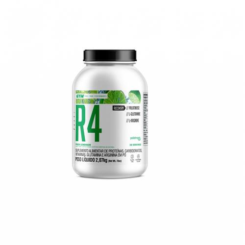 Elite R4 Recovery Sabor Lemonade  (2,07kg) - GTN