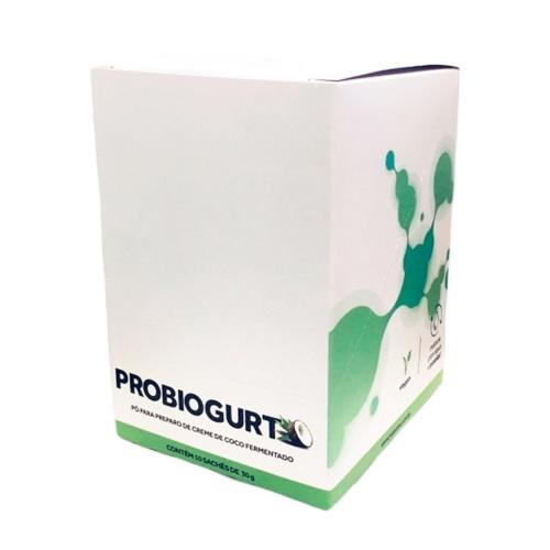 Probiogurt (Cx com 10 sachês de 30g) - Pura Vida