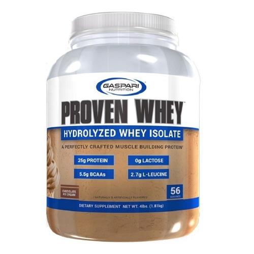 Proven whey Sabor Cinnamon (1,81kg) - Gaspari Nutrition