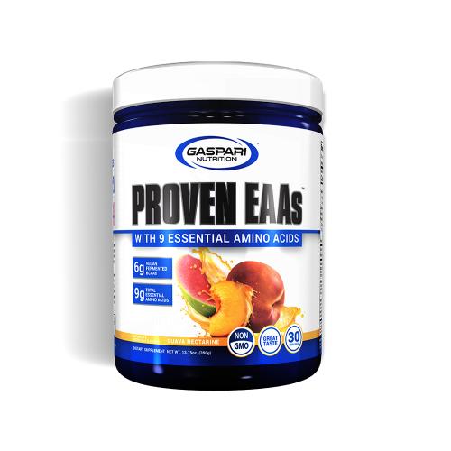 Proven EAAs Sabor Blueberry Açai (390g) - Gaspari Nutrition