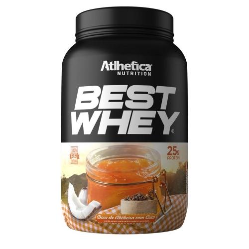 Best Whey - Atlhetica Nutrition - Doce de Abobora - 900g
