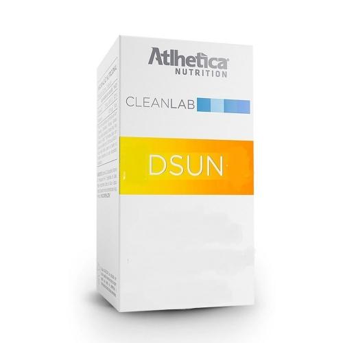 Dsun D3 2000ui - Cleanlab (100 Cápsulas) - Atlhetica Nutrition