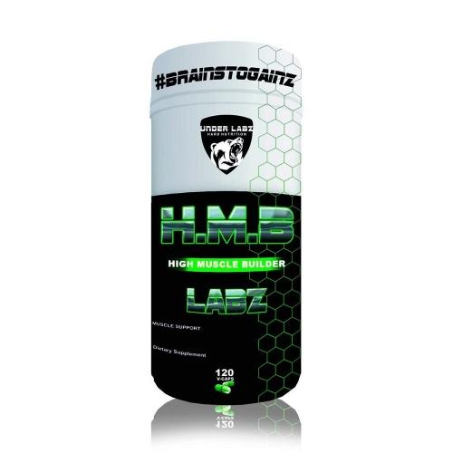 HMB Labz  (120 cápsulas) - Under Labz