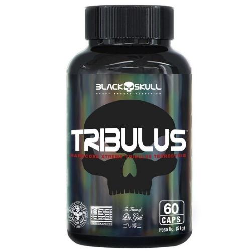 Tribulus (60 Cápsulas) - Black Skull