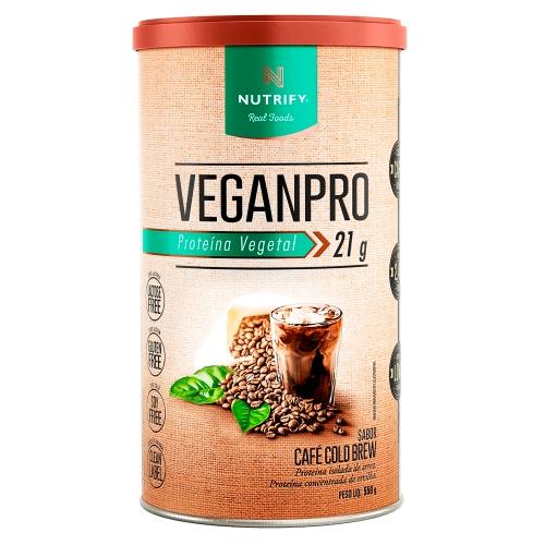 VeganPro Café Cold Brew (550g)- Nutrify