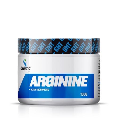 L-Arginine (150g) - Genetic Nutrition