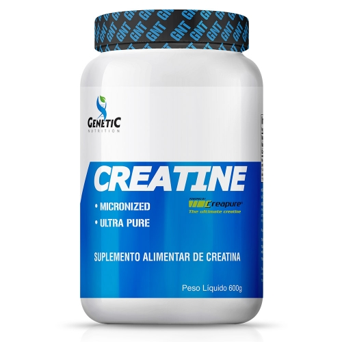 Creatina (Creapure) (600g) - Genetic Nutrition
