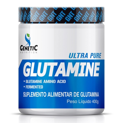Glutamine (400g) - Genetic Nutrition