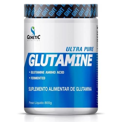Glutamine (800g) - Genetic Nutrition