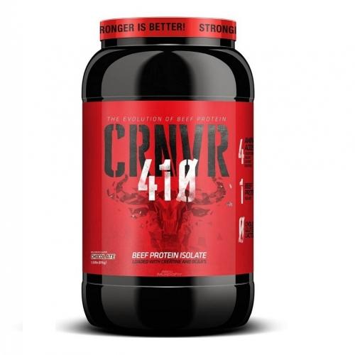 Carnivor Sabor Frutas Vermelhas Bef Protein Isolate (876g) - CRNVR