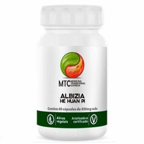 Albizia ( He Huan Pi) (60 cápsulas) - Vitafor