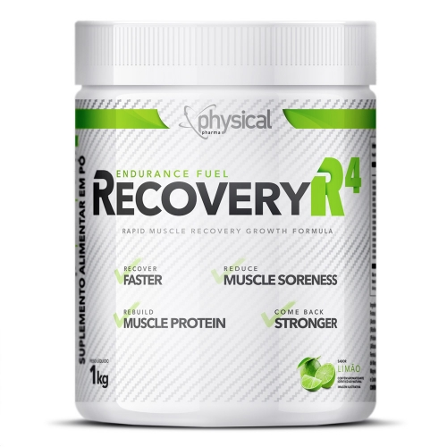 Recovery R4 Sabor Limão (1kg) - Physical Pharma