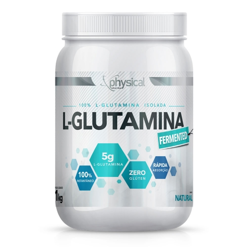 L-Glutamina (1kg) - Physical Pharma
