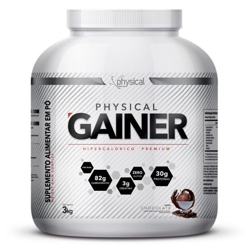 Physical Gainer Sabor Chocolate (3kg) - Phsyical Pharma
