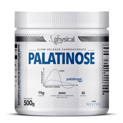 Palatinose (500g) - Physical Pharma