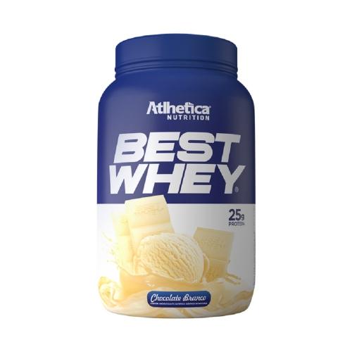 Best Whey - Atlhetica Nutrition - Chocolate Branco - 900g