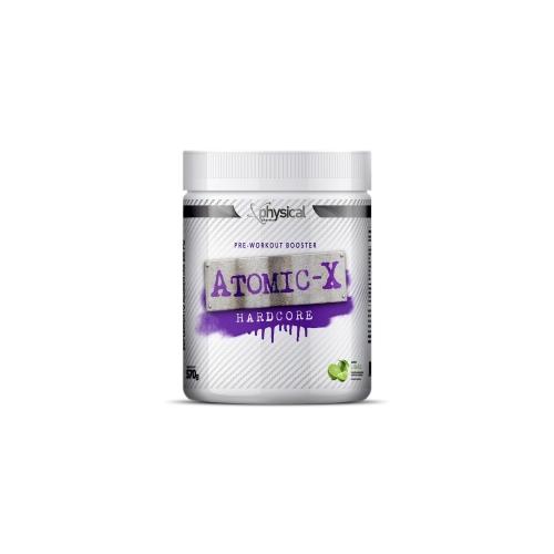 ATOMIC X Hardcore Sabor Frutas Amarelas (570g) - Physical Pharma